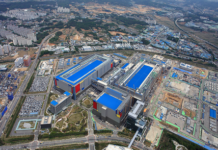 Samsung Production Line korea