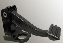 plastic brake pedal
