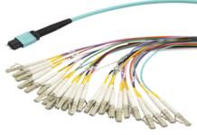 MPO Fiber Breakout Cables