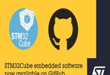 STM32Cube GitHub
