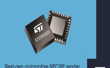 NFC Reader Digital Car Keys
