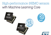 Machine-Learning Core iNEMO Sensors