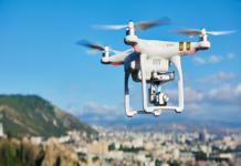 drones for COVID-19