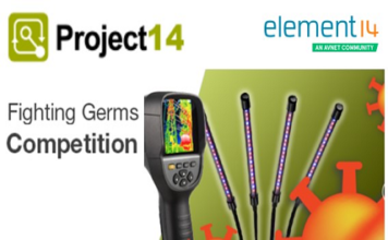 "Fighting Germs"" Project14 design challenge"