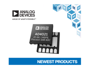 SAR analog-to-digital converters (ADCs)