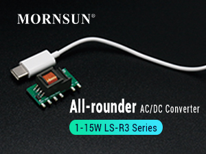 AC/DC Converter LS-R3 Series
