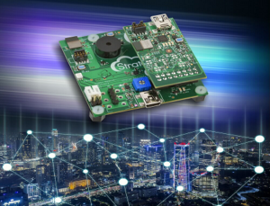 Bluetooth Low Energy mesh networking