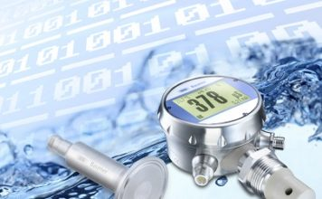 Pressure sensor PP20H and conductivity sensor