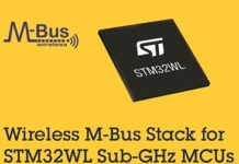 STMicroelectronics Expands STM32WL Wireless Microcontroller Ecosystem