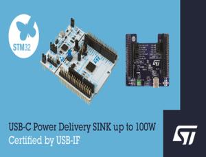 USB Certified Development Board
