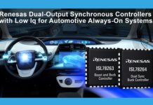 Dual-Output Synchronous Controllers