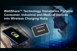 Wireless Power P9415-R Receiver