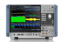 signal and spectrum analyzer