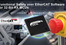 EtherCAT for 32-Bit RX Microcontrollers