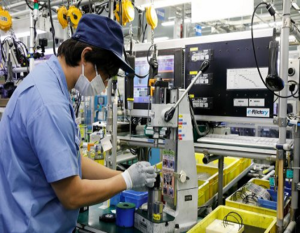 Manufacturing IN COVID 19