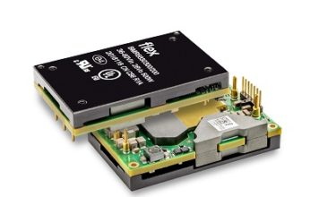 Quarter brick digital DCDC converter