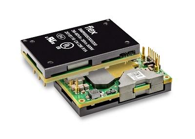 Quarter brick digital DC/DC converter for RFPA market delivers up to 500 W
