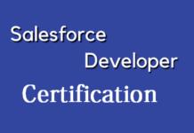 Salesforce Developer Certification