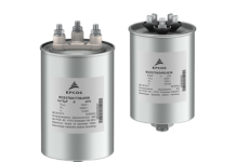 TDK Rugged three-phase AC-filter capacitors
