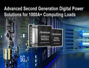 2nd Generation Digital Multiphase Controllers