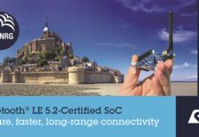 5.2-certified SoC Bluetooth