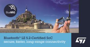 5.2-certified SoC Bluetooth