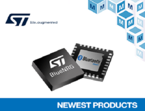 BlueNRG wireless products