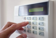 Components of Home Alarm System
