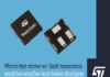 Si driver & GaN power transistors
