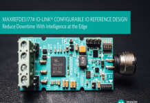 Maxim Integrated's IO-Link Communications Technology