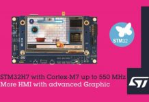STM32H7 devices