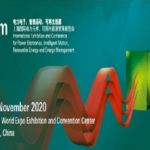 PCIM Asia 2020 Expo of Power Electronics