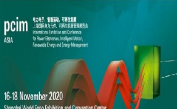 PCIM Asia 2020 Expo of Power Electronics