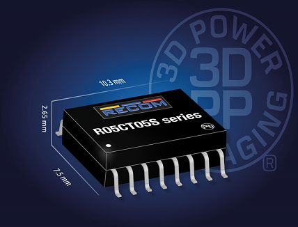 DC/DC Converters in SOIC-16 Package Feature Medical-grade Isolation thumbnail