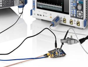 R&S FSVA3000 signal and spectrum analyzer
