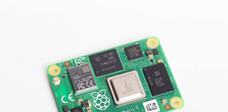 Raspberry Pi Compute Module 4 for embedded solutions