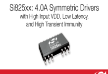 Si823Hx/825xx isolated gate drivers