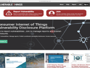 vulnerability disclosure platform for IoT industry