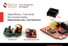 DC-DC Converters by Silanna Semiconductor