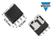 MOSFET in Dual Asymmetric Package