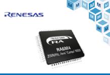 RA6M4 microcontrollers