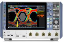 R&S RTP164 oscilloscope