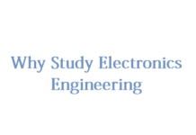 Why Study Electronics Engineering