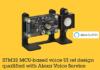 STM32 Alexa IoT