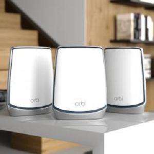 Orbi Tri-band Mesh Router