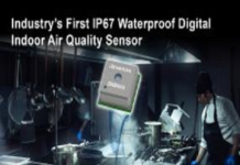 Waterproof Indoor Air Quality Sensor