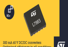 buck converter for noise-sensitive applications