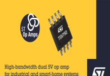 dual 5V operational amplifier