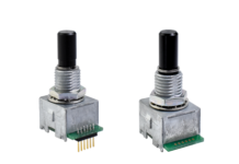 panel mount C14 encoders