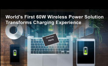60W Wireless Power Charging Receiver IC